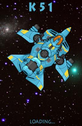 Galactic Ranger - slider